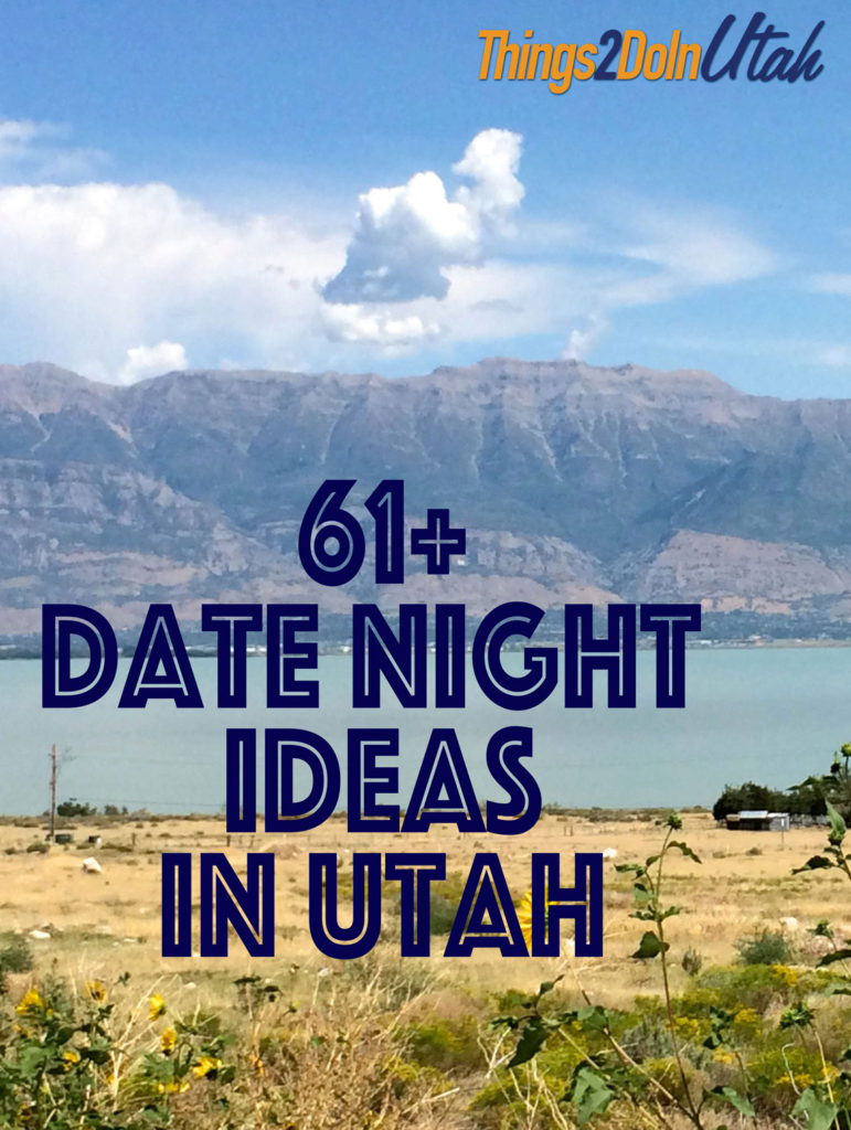 Salt lake city date ideas