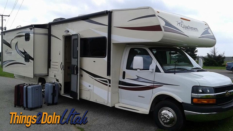 Tips To Go Rving Rent An Rv Things 2 Do In Utah